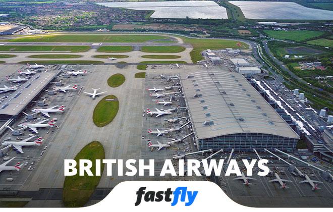 british airways uçak bileti fiyatları