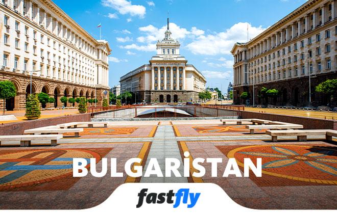 bulgaristan uçak bileti