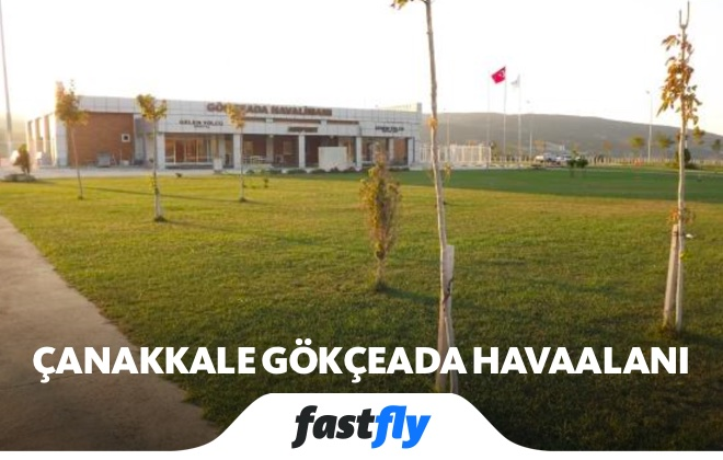 Çanakkale Gökçeada Havalimanı ulaşım