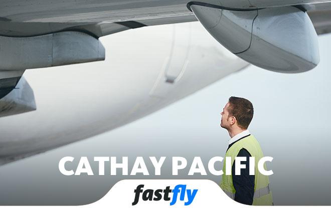 cathay pacific uçak bileti
