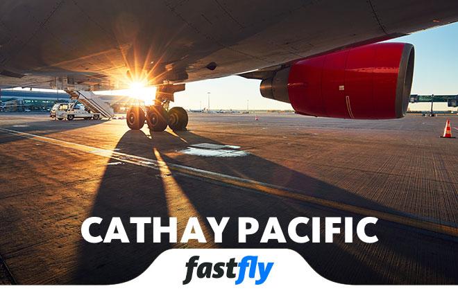 cathay pacific uçakları