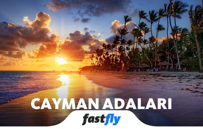 cayman adaları uçak bileti