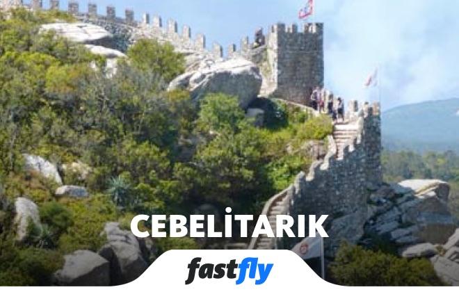 cebelitarık moorish castle