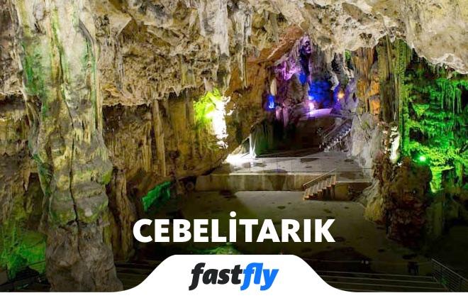 Cebelitarık St. Michael Mağarası