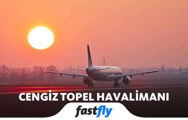 cengiz topel havalimanı
