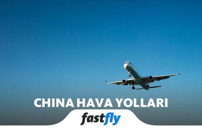 china havayolları nerelere uçuyor