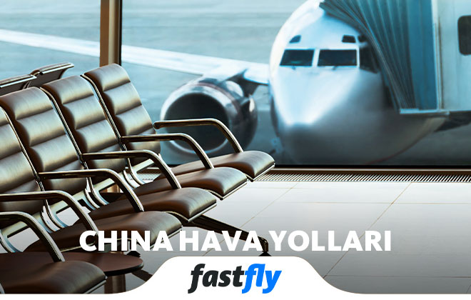 china havayolları uçak bileti