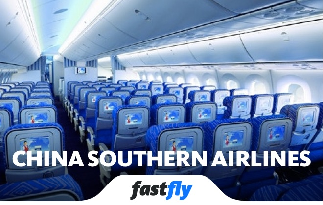 china southern airlines hakkında