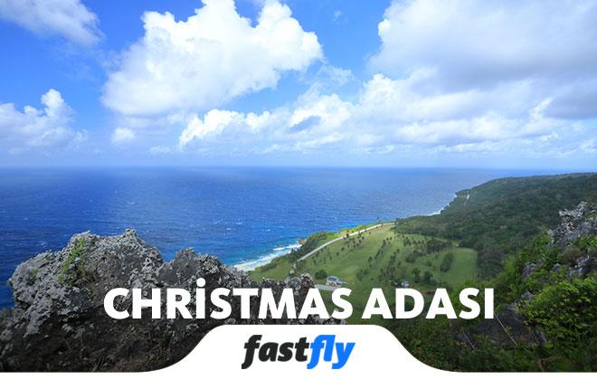 christmas adası tatil tur
