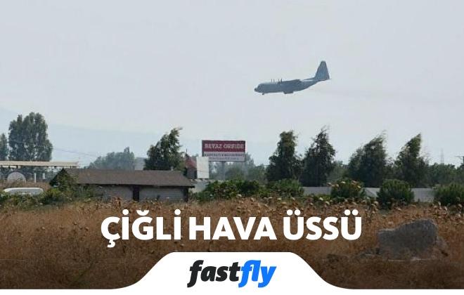 çiğli hava üssü askeri havalimanı