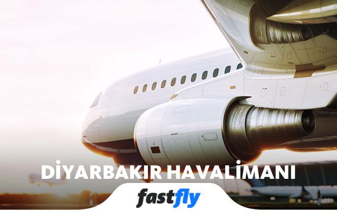 diyarbakır havalimanı uçak bileti