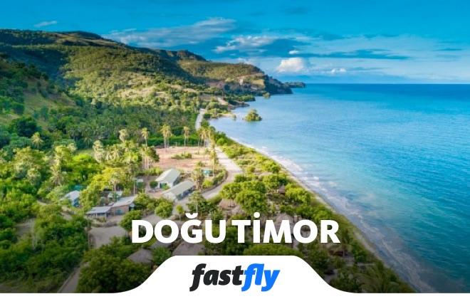 doğu timor atauro adası