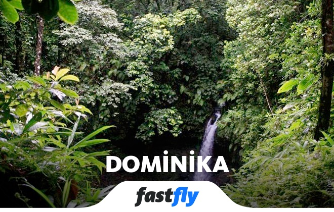 Dominika Morne Trois Pitons Ulusal Parkı