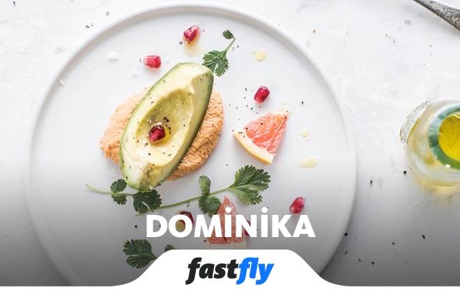dominika yemek kültürü