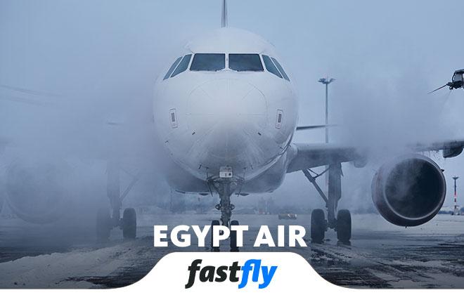 egypt air nerelere uçuyor