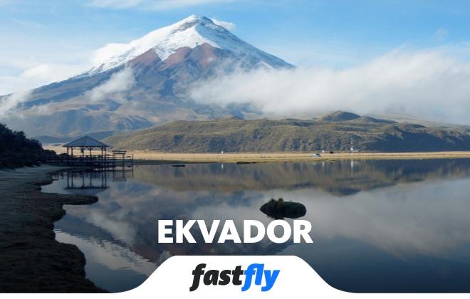 Ekvador cotopaxi