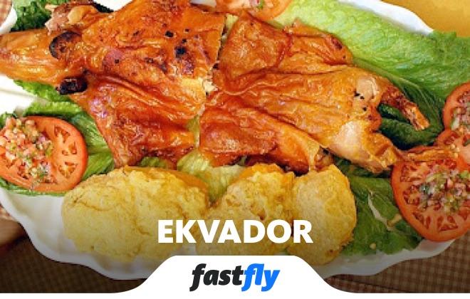 ekvador yemek kültürü