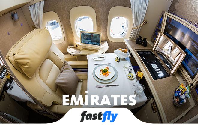 Emirates genel bilgiler