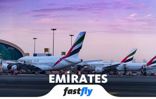 emirates uçak bileti al