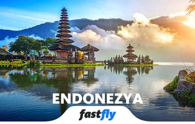 Endonezya nasıl gidilir