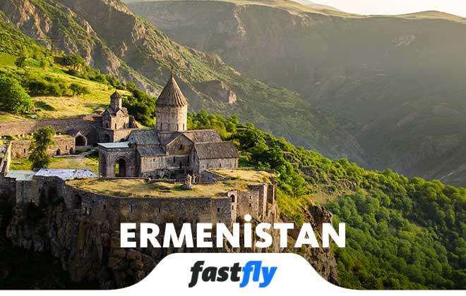 ermenistan gezi