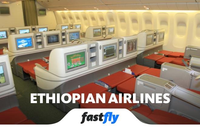 ethiopian airlines hakkında
