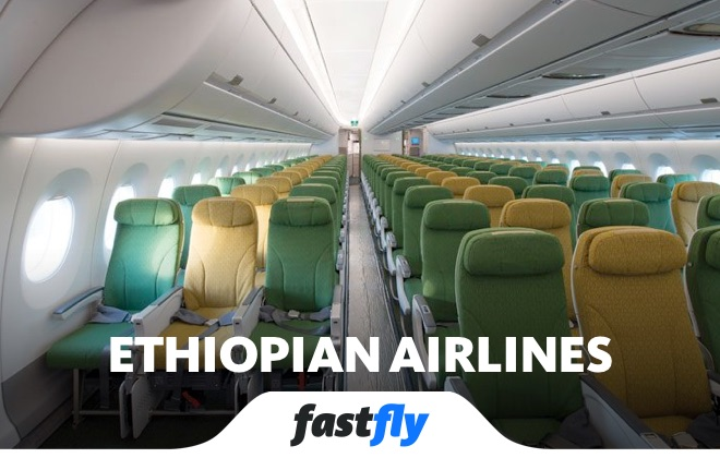 ethiopian airlines uçuşları