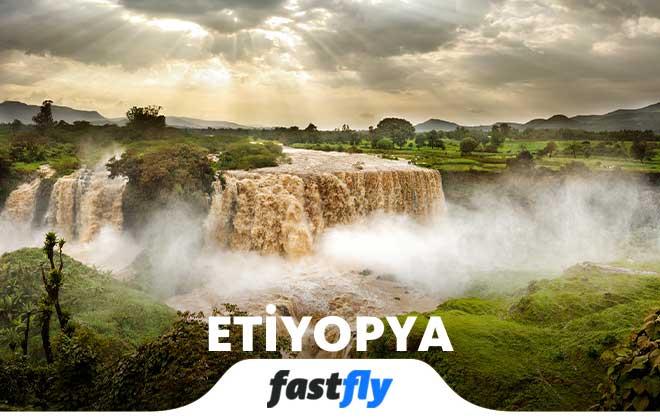 etiyopya nasıl gidilir