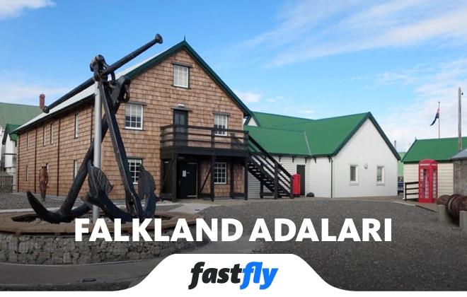 falkland adaları kuruluş