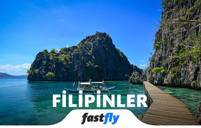 filipinler uçak bileti