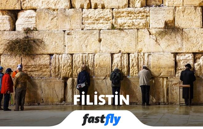 Filistin ağlama duvarı