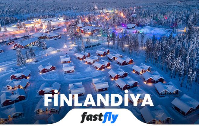 finlandiya tatil tur