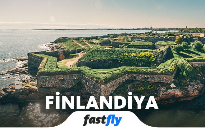 finlandiya uçak bileti