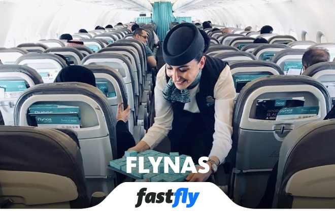 Flynas hakkında