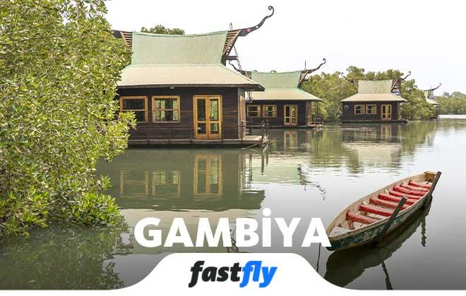 gambiya havalimanı