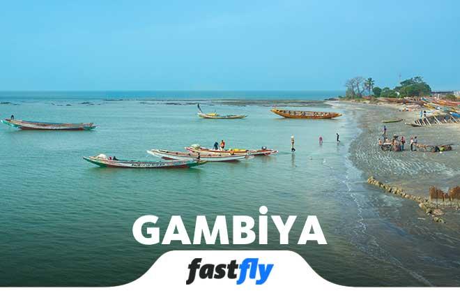 gambiya nasıl gidilir
