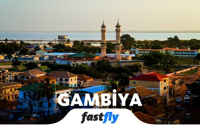 gambiya tatil tur
