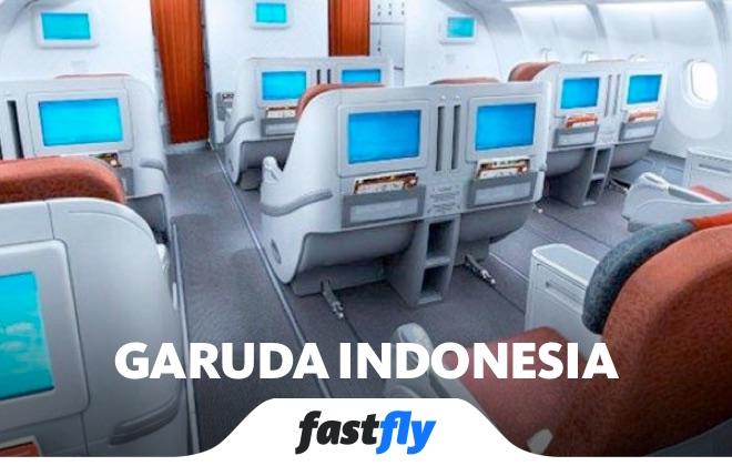 Garuda Indonesia hakkında