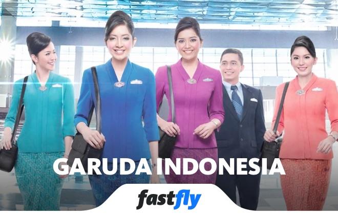 Garuda Indonesia ucak bileti
