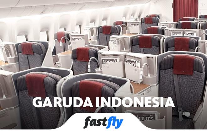 Garuda Indonesiav uçuşları