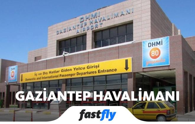 gaziantep havalimanı hakkında