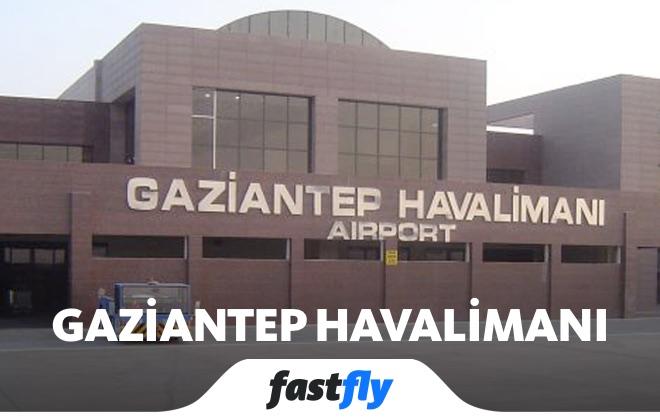 gaziantep havalimanı iletişim