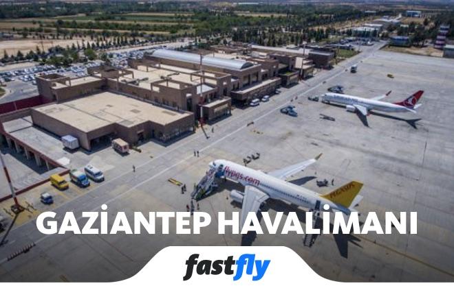 gaziantep havalimanı uçak bileti
