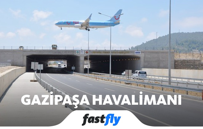 gazipaşa havalimani hakkında