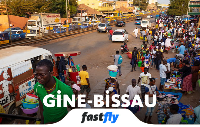 Gine-Bissau Tatil Tur