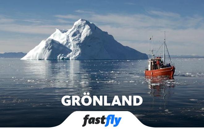 Grönland İlulissat Icefjord