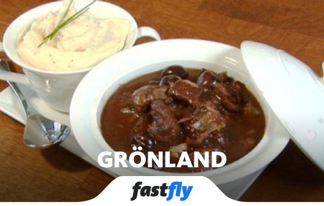 grönland yemek kültürü