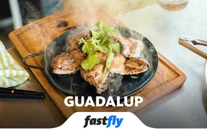 guandalup yemek kültürü