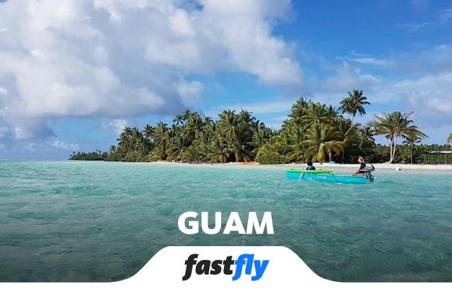 Guam Cocos Adası