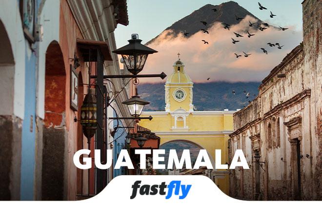 guatemala havalimanı